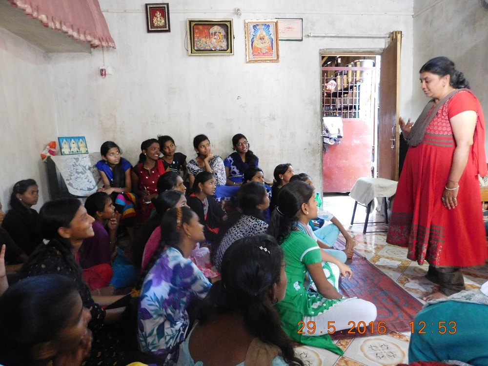 CybageKhushboo envisions better future for girls
